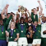 Gli Springboks eguagliano il Sudafrica