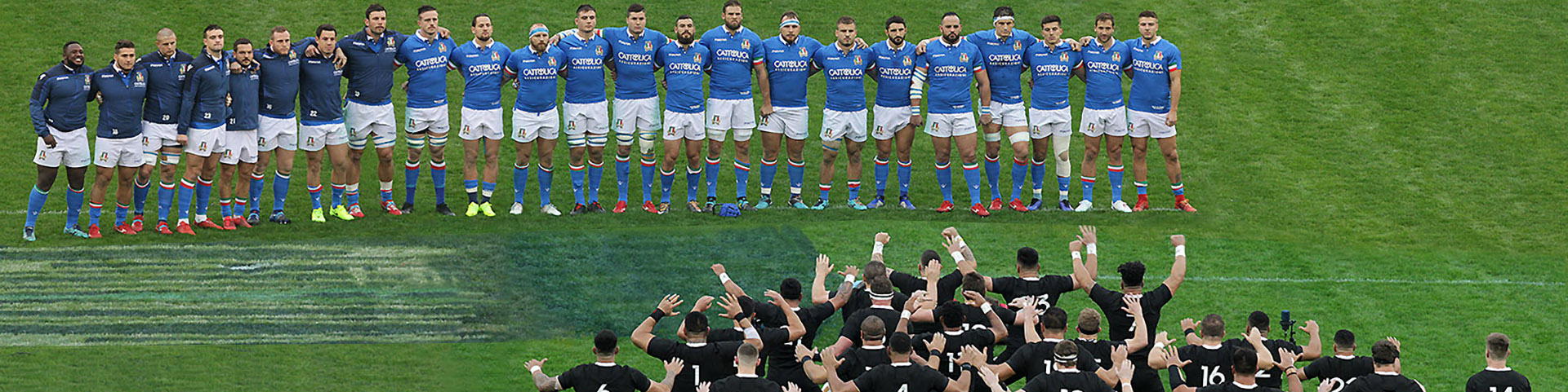 ALLRUGBY rivista italiana del rugby - Azzuri All Blacks