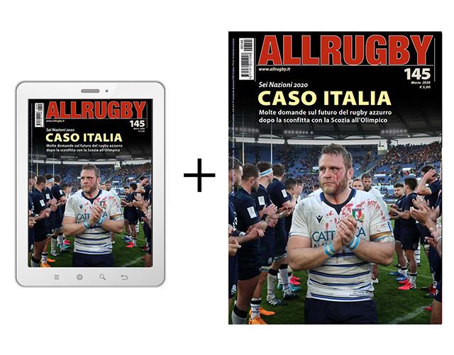 ALLRUGBY rivista digitale e cartacea