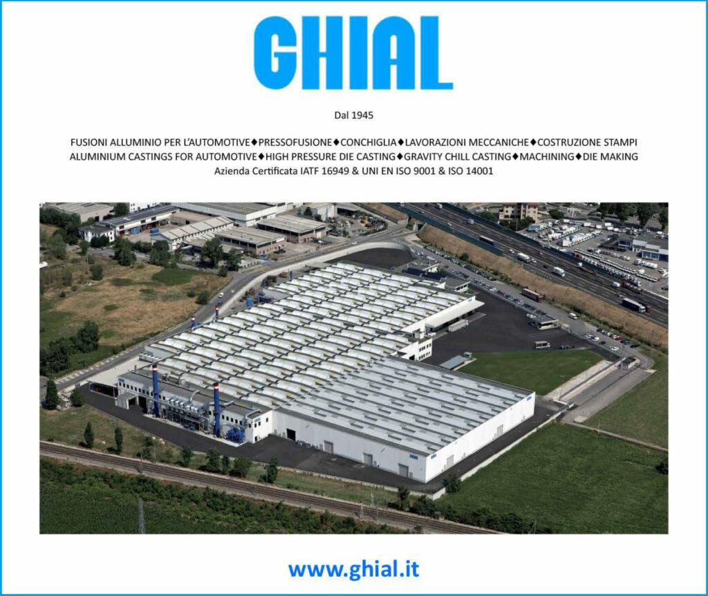 Ghial - dal 1945